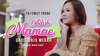 Fdj Emily Young Aduh Mamae Cowok Baju Hitam Gadis Baju Merah Reggae Version