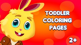 Toddler Games For Preschool 2  Educational Games For 2  5 Year Olds Free