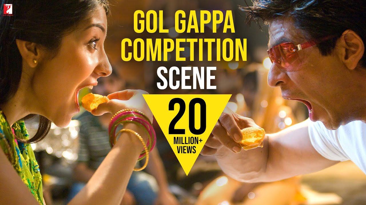 Download Gol Gappa Competition Scene | Rab Ne Bana Di Jodi | Shah Rukh Khan, Anushka Sharma | Aditya Chopra