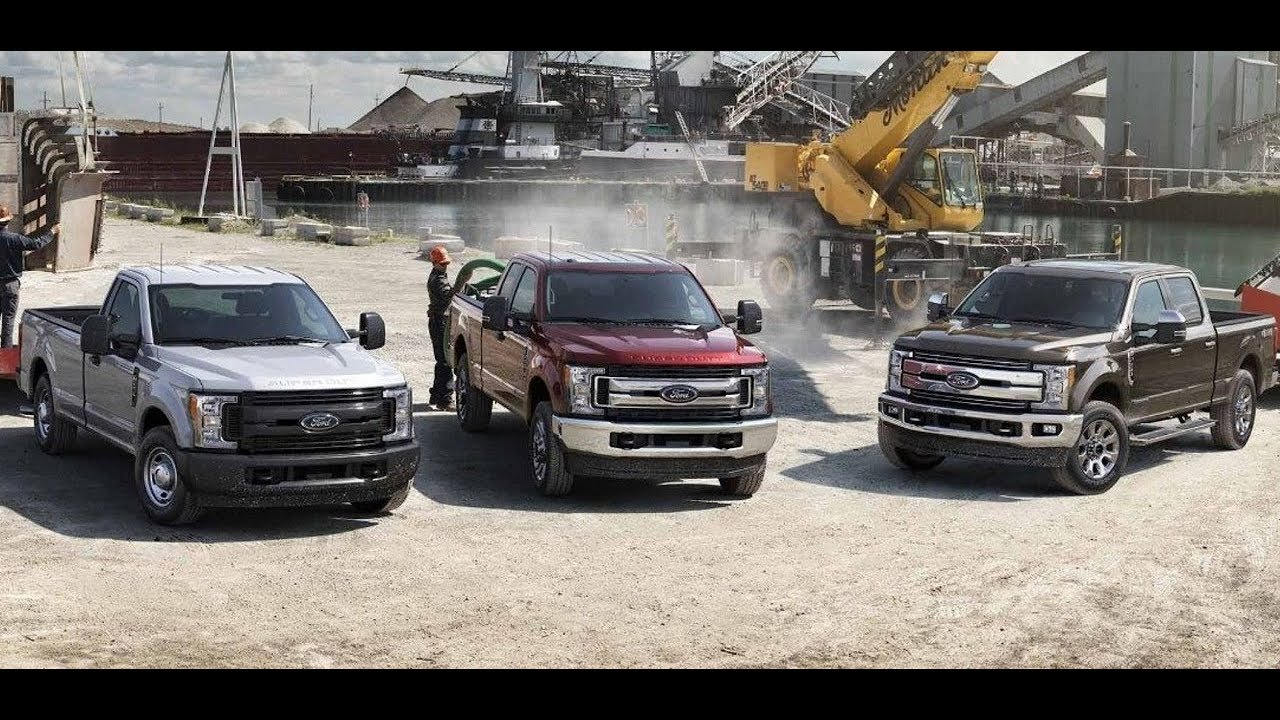 Ford Death Wobble >> Ford Has A HUGE Problem! - Super Duty Death Wobble - YouTube