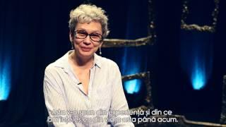 Interviu cu Oana Pellea, Actriță