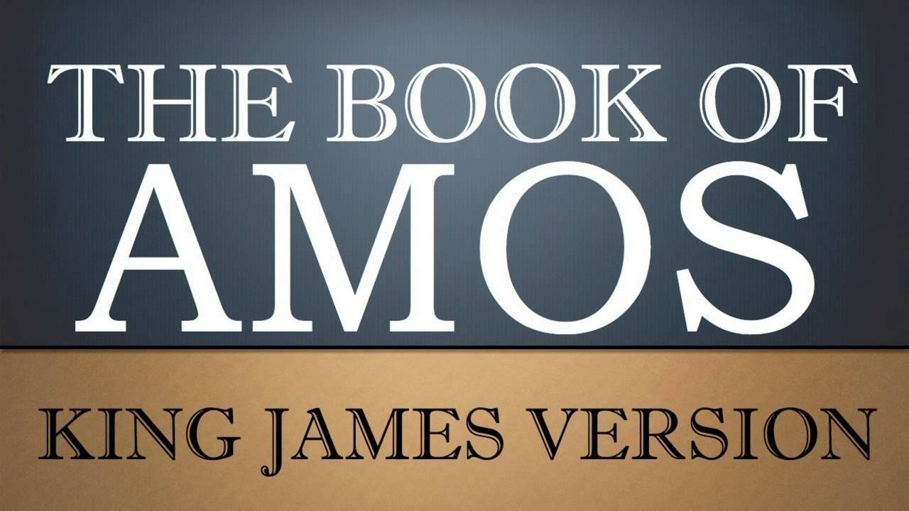 Book of Amos - Chapter 9 - KJV Audio Bible - YouTube