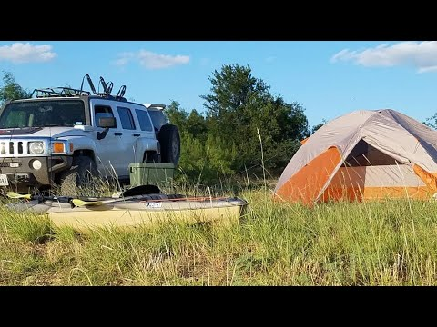 Budget Tent Review! Ozark Trail Hiker Tent. $40!
