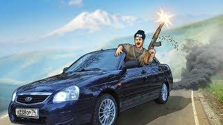 МОЩНЫЕ, СОЧНЫЕ КАК ГОРЫ ПРИОРЫ!  - GTA: КРИМИНАЛЬНАЯ РОССИЯ (CRMP)