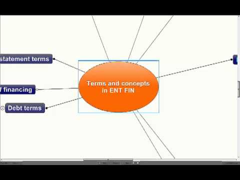 Entrepreneurial Finance - Terms & Concepts (Intro)