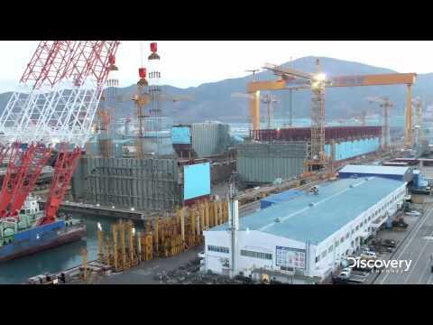 Transportation Design: Building the World's Largest Ship