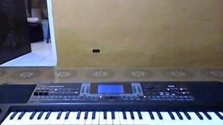 Dangdut KORG microArranger - song Kandas