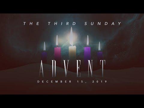 Catholic Gospel Reflection For Sunday 1, 2019 | Third Sunday of Advent