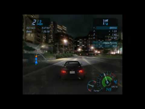 Do you remember NFS Underground?