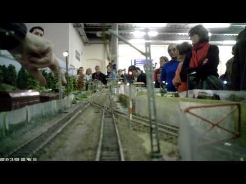 Train cam - Zugkamera - 808 #16 - bei der Modellbauausstellung Dresden