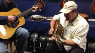 Flatpick Guitar Champions Jam / Billy In The Lowground