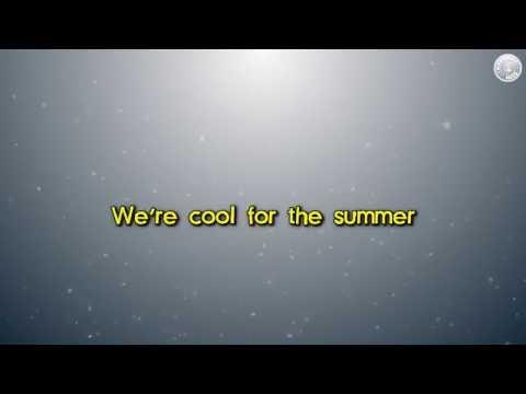 Demi Lovato - Cool For The Summer (Karaoke Version By Karaoke Hits)