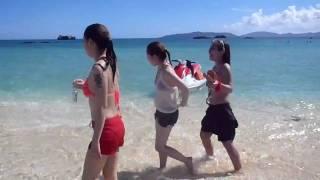 ライズ石垣島の人気コース【幻の島&シュノーケル&マリンスポーツ遊び...