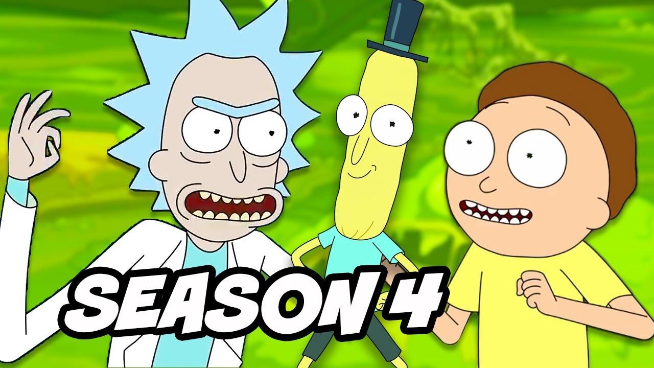 Rick and Morty Season 4 Teaser Explained and Season 3 Deleted Scene