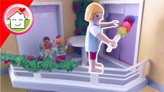 Playmobil Film Familie Hauser - Schlafwandler - Spielzeug Video für Kinder