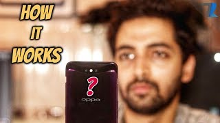 Oppo Find X - How Motorised Camera Works? | Out Of Warranty Ka Kharcha?