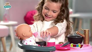 Babacenter Baby Nurse Doll's Play Center Smoby