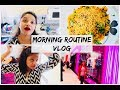 Indian Morning Routine / Vlog || Healthy  Breakfast || Poha Recipe || My Vitamin D Deficiency Story