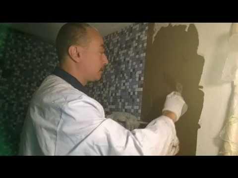 Posa piastrelle mosaico youtube - Posa piastrelle mosaico ...