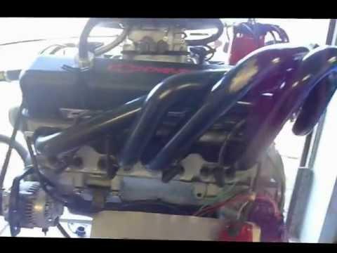 Chevy 350, 180 degree headers