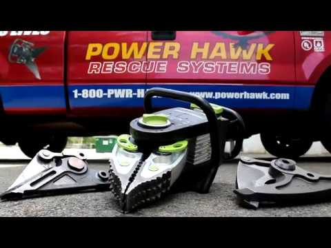 POWER HAWK® P4 RESCUE TOOL