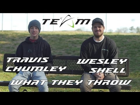 Prodigy's Travis Chumley and Wesley Shell: What They Throw (2016)
