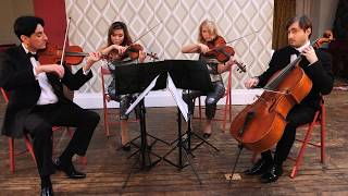 Best Wedding Song - Kissing You - String Quartet Wedding Music