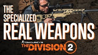 The Real Endgame Weapons Of The Division 2