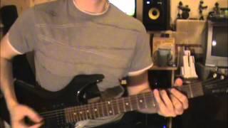 Devin Townsend - 'Canada' - Guitar Cover