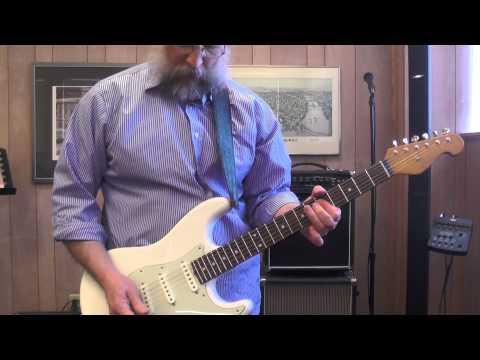 Fender '65 Masterbuilt Strat VS Grosh NOS Retro