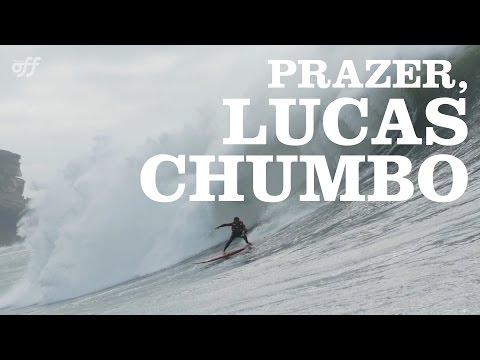 O surfista de ondas grandes
