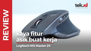 Logitech MX Master 2S: Asyik banget buat dipakai kerja