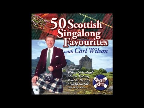 Carl Wilson - The Hiking Song [Audio Stream]
