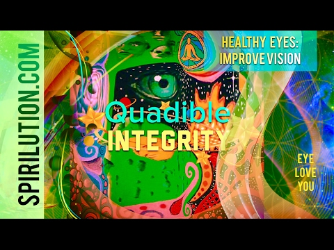 ★Healthier Eyes: Improve Vision Frequency Compound★ (Subliminals Brainwave Entrainment Frequencies)