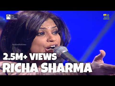 Sufi Song by Richa Sharma | Yaar Teri Pooja Karunga | Indian Music | Idea Jalsa | Art and Artistes