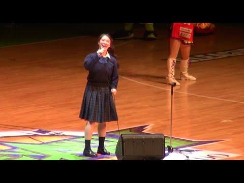2020年2月9日、北海きたえーるでのレバンガ北海道のハーフタイムに行われた駒津 柚希さんによるスペシャルライブです。 NTV系列「歌唱王」で優...