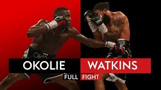 FULL FIGHT: Lawrence Okolie vs Luke Watkins | 6th June 2018