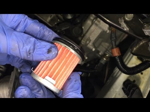 2013-2017 Honda Accord CVT Filter Replacement