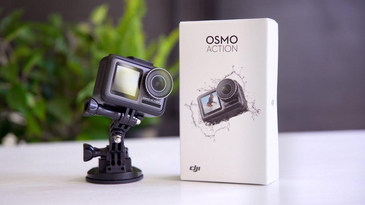 HERO 7 vs OSMO ACTION: La mejor comparativa!!!🔥