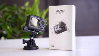 Die erste Action-Cam von DJI: Osmo Action UNBOXING! - felixba