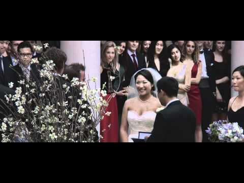 Boston Wedding Videography - Suzanne & Miles at Boston Public Library