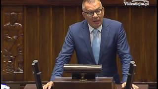 Adam Abramowicz - wystąpienie z 4 października 2016 r.