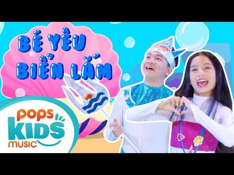 Mầm Chồi Lá - Liên Khúc Bé Yêu Biển Lắm   Nhạc thiếu nhi hay cho bé   Vietnamese Kids Song