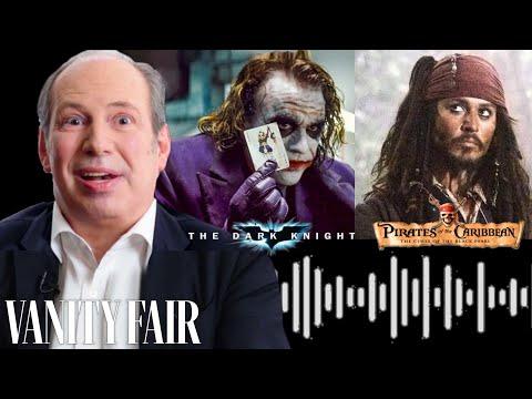 "Hans Zimmer Breaks Down His Legendary Career, From ""Rain Man"" to ""Inception""   Vanity Fair"