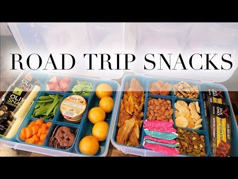 6 Journey Snack Hacks Under 250 Calories