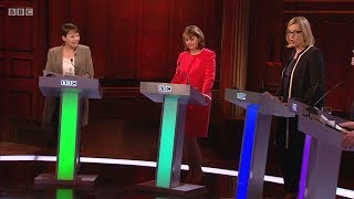 UK arms sales challenged in live election debate