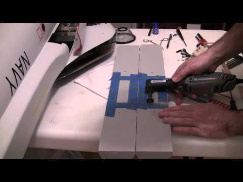 GJC 1/7 Scale F-14 Aggressor build