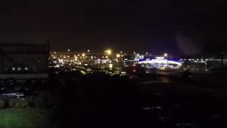 СРОЧНО UFO НЛО над Зенит Арена СПб Смотреть всем HD 14 10 2016 Что это на 40й сек