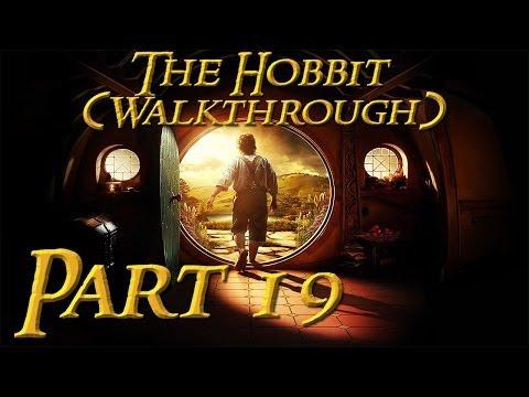 The Hobbit Game (Walkthrough) (A Warm Welcome) | #19 | THE BLACK ARROW!!!!