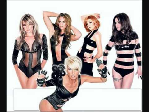 Girlz Aloud Model with Pictures